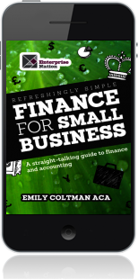 Cover of Refreshingly Simple Finance for Small Business (Mobile Phone)