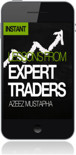 Cover of Lessons From Expert Traders on Mobile by Azeez Mustapha