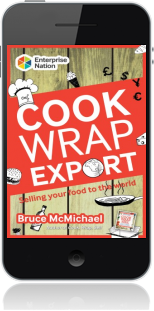 Cover of Cook Wrap Export (Mobile Phone)