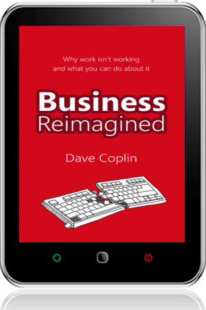 Cover of Business Reimagined (Tablet)