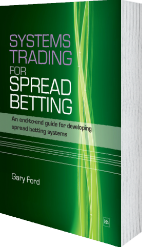 Cover of Systems Trading for Spread Betting by Gary Ford
