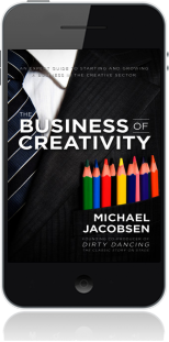 Cover of The Business of Creativity (Mobile Phone)