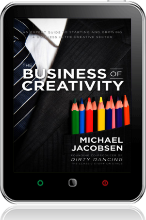 Cover of The Business of Creativity (Tablet)