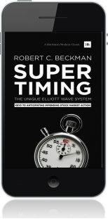 Cover of Supertiming: The Unique Elliott Wave System on Mobile by Robert C. Beckman