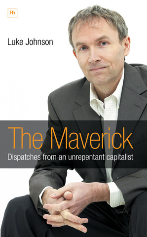 Cover of The Maverick by Luke Johnson
