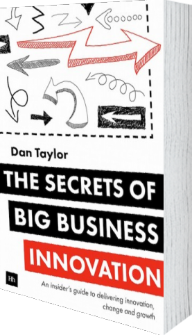 the innovation secrets Watch david discuss his innovation insights, from how to cut through crowded  markets (such as the food and drink, retail and otc pharma.