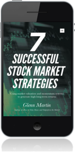 Cover of 7 Successful Stock Market Strategies (Mobile Phone)