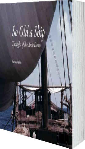 Cover of So Old a Ship (Paperback) by Marion Kaplan