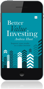 Cover of Better Value Investing on Mobile by Andrew Hunt