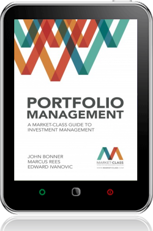 Cover of Portfolio Management on Tablet by Marcus Rees andJohn Bonner andEdward ivanovic