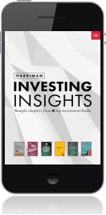 Cover of Harriman Investing Insights on Mobile by