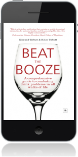 Cover of Beat the Booze on Mobile by Edmund Tirbutt andHelen Tirbutt