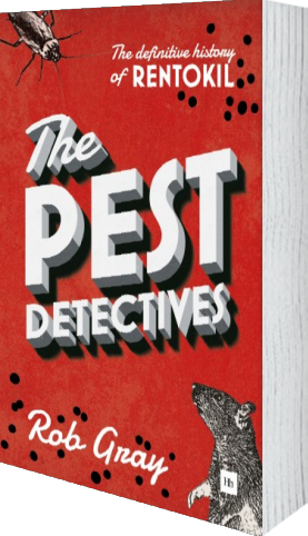 Cover of The Pest Detectives (Hardback) by Rob Gray