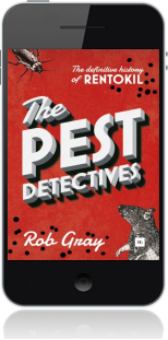 Cover of The Pest Detectives (Mobile Phone)