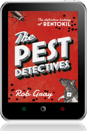 Cover of The Pest Detectives (Tablet)