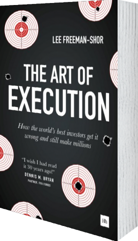 Cover of The Art of Execution by Lee Freeman-Shor