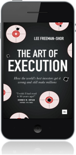 Cover of The Art of Execution on Mobile by Lee Freeman-Shor