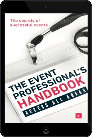 Cover of The Event Professional's Handbook (Tablet)