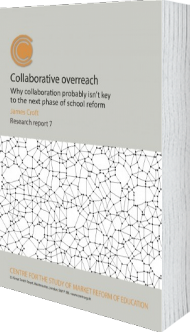 Cover of Collaborative overreach (Paperback) by James Croft