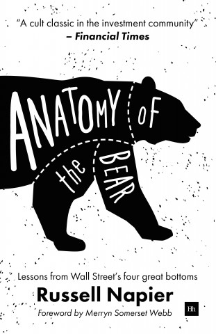 Cover of Anatomy of the Bear by Russell Napier