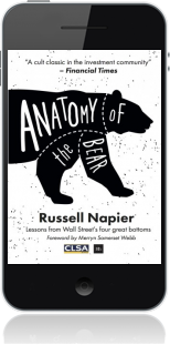 Cover of Anatomy of the Bear (Mobile Phone)