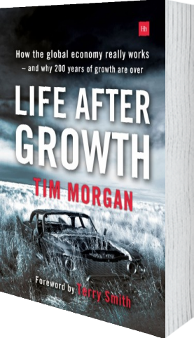 Cover of Life After Growth (Paperback) by Tim Morgan
