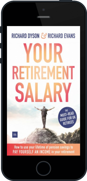 Cover of Your Retirement Salary (Mobile Phone)
