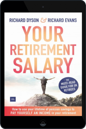 Cover of Your Retirement Salary (Tablet)