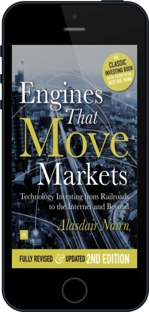 Cover of Engines That Move Markets on Mobile by Alasdair Nairn