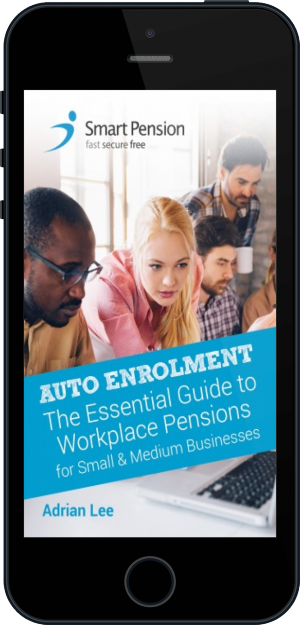 Cover of Auto Enrolment on Mobile by Adrian Lee