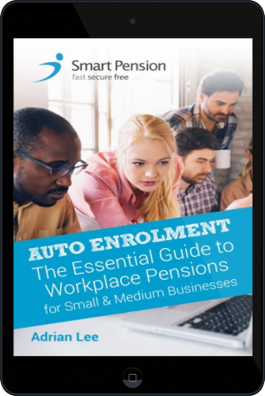Cover of Auto Enrolment on Tablet by Adrian Lee