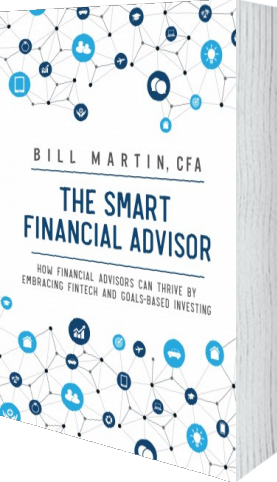 Cover of The Smart Financial Advisor by Bill Martin CFA