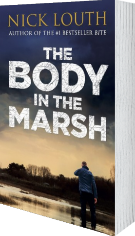 Cover of The Body in the Marsh by Nick Louth