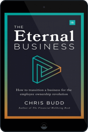 Cover of The Eternal Business (Tablet)