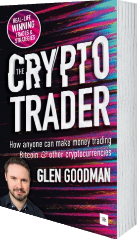 Cover of The Crypto Trader (Paperback) by Glen Goodman