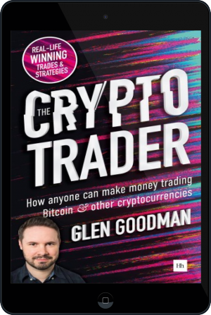 Cover of The Crypto Trader (Tablet)