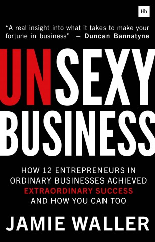 Cover of Unsexy Business
