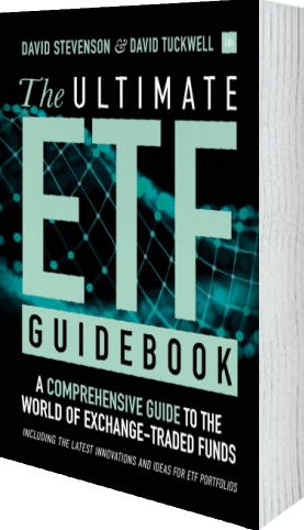 Cover of The ETFs Handbook by David Stevenson and David Tuckwell