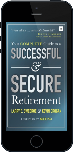 Cover of Your Complete Guide to a Successful and Secure Retirement on Mobile by Larry Swedroe and Kevin Grogan