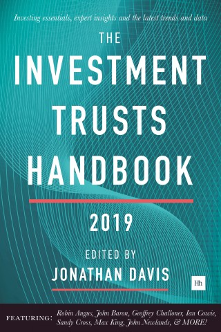 Cover of The Investment Trusts Handbook 2019