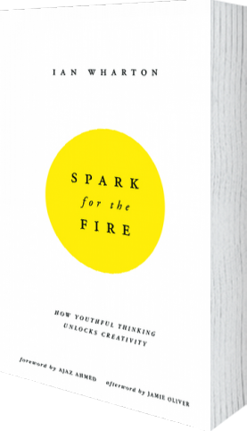 Cover of Spark for the Fire (Paperback) by Ian Wharton