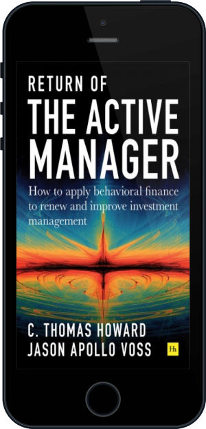 Cover of Return of the Active Manager (Mobile Phone)