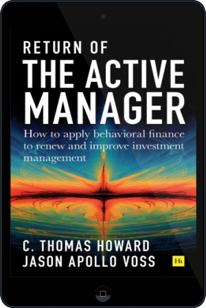Cover of Return of the Active Manager (Tablet)