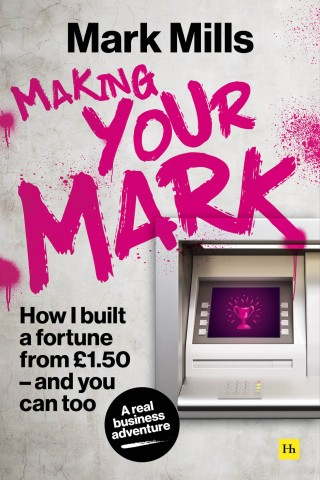 Cover of Making Your Mark by Mark Mills