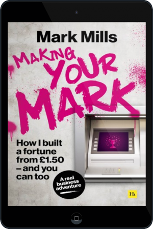Cover of Making Your Mark on Tablet by Mark Mills