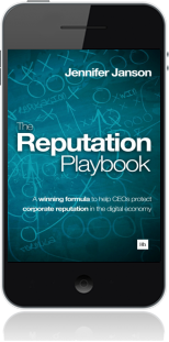 Cover of The Reputation Playbook (Mobile Phone)