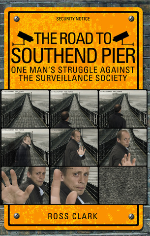 Cover of The Road to Southend Pier by Ross Clark