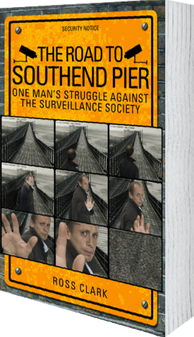 Cover of The Road to Southend Pier (Hardback) by Ross Clark