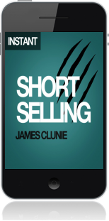 Cover of Short Selling on Mobile by James Clunie