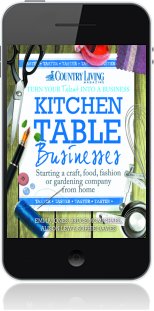 Cover of Kitchen Table Businesses (FREE TASTER) (Mobile Phone)